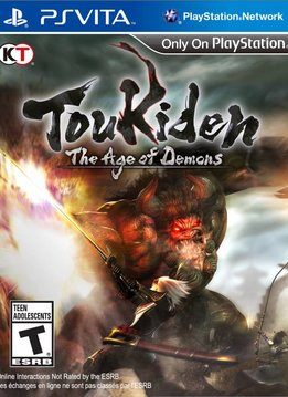 PS Vita Toukiden The Age of Demons