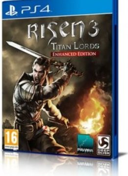 PS4 Risen 3 Titan Lords