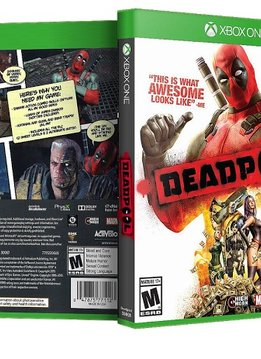 Xbox One Deadpool