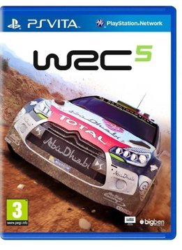 PS Vita WRC 5 World Rally Championship