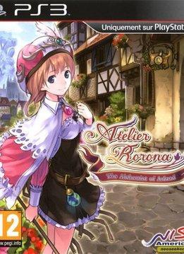PS3 Atelier Rorona The Alchemist of Arland