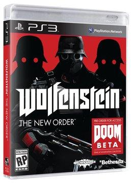 PS3 Wolfenstein the New Order