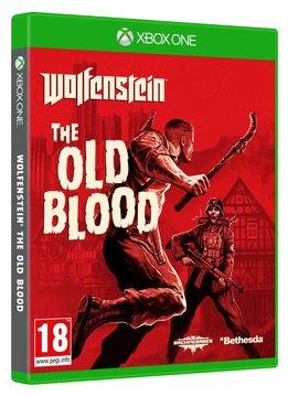 Xbox One Wolfenstein the Old Blood