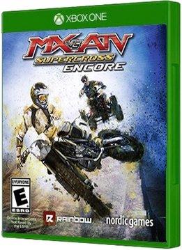 Xbox One MX vs. ATV Supercross Encore