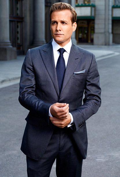 Sterren kleding Harvey Specter Suits