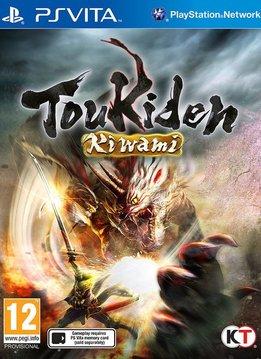 PS Vita Toukiden Kiwami