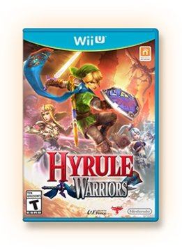 Wii U Zelda Hyrule Warriors