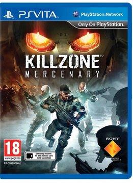 PS Vita Killzone Mercenary