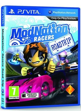 PS Vita Modnation Racers Roadtrip verkopen