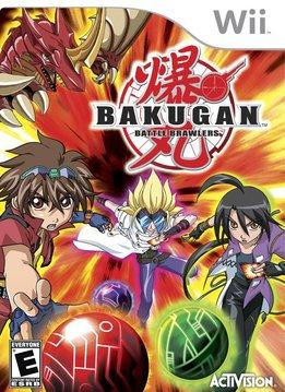 Wii Bakugan Battle Brawlers verkopen