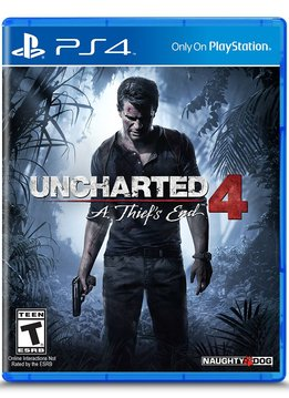PS4 Uncharted 4 A Thief's End verkopen?