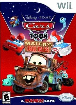 Wii Disney Cars Toon Takel's Sterke Verhalen verkopen