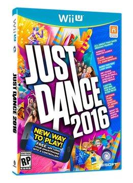Wii U Just Dance 2016 verkopen