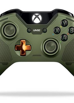 Xbox One Wireless Controller HALO Masterchief Edition verkopen