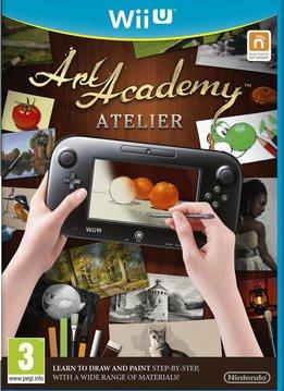 Wii U Art Academy Atelier verkopen