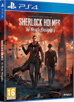 PS4 Sherlock Holmes The Devil's Daughter verkopen