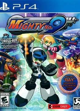 PS4 Mighty no. 9 verkopen