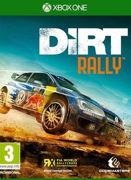 Xbox One Dirt Rally verkopen