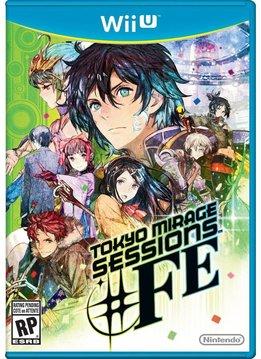 Wii U Tokyo Mirage Sessions #FE verkopen