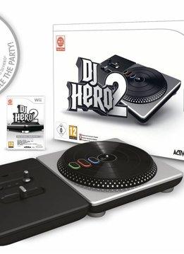 Wii DJ Hero 1 & 2 (incl. controller) verkopen