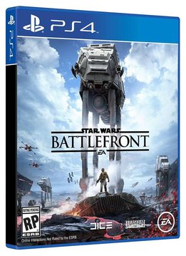 PS4 Star Wars Battlefront verkopen