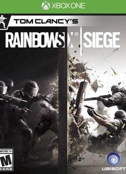 Xbox One Rainbow Six Siege