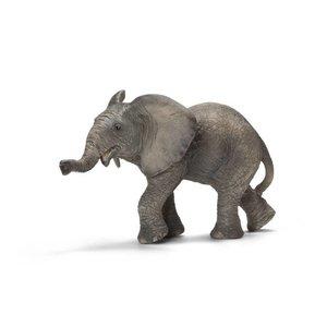 Schleich baby afrikaanse olifant  14658