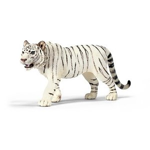 Schleich Tigre Male Blanc 14382