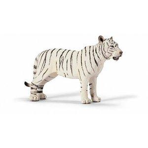 Schleich tijgerin wit 14383