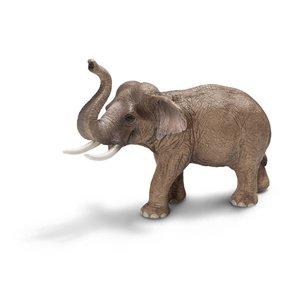 Schleich Elephant D'Asie Male 14653