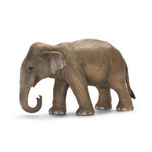 Schleich Elephant D'Asie Femelle 14654