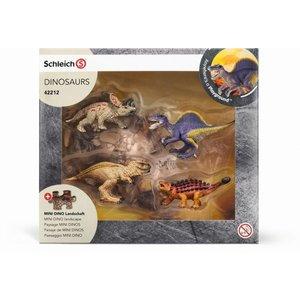 Schleich Mini dinosaurusset 1 42212