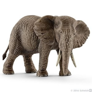 Schleich Afrikaanse olifant vrouwtje 14