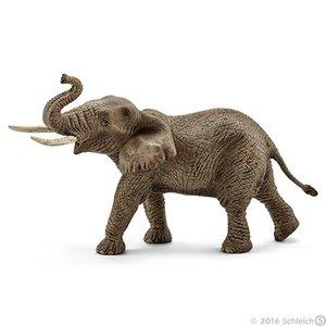 Schleich Afrikaanse olifant mannetje