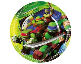 Ninja Turtles Versiering