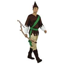 Robin Hood Kostuum Deluxe M/L
