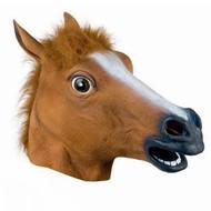 Paardenmasker - volledig
