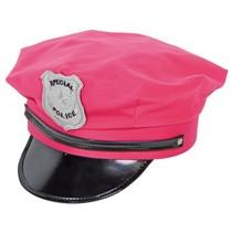 Politiepet Roze