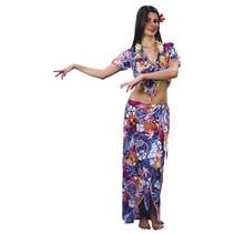Hawaii Kostuum Dames medium