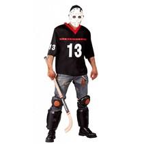 Halloween Kostuum IJshockey