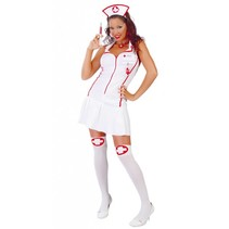 Verpleegster Kostuum S/M