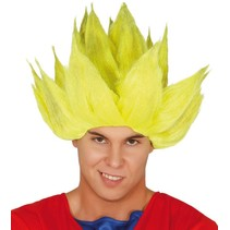 Super Saiyan Pruik Dragon Ball Z