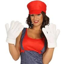 Super Mario Handschoenen