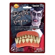 Vampier Tanden Deluxe thermoplastisch