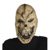 Halloween Masker Geest driekwart
