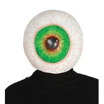 Halloween Masker Oogbal volledig