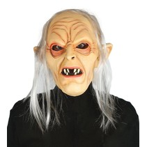 Halloween Masker Gollum Lord of the Rings volledig