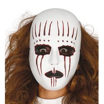 Halloween Masker Joey Slipknot voorkant