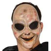 Halloween Masker Psycho voorkant