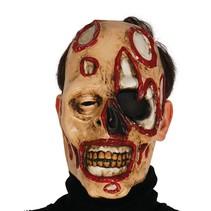 Halloween Masker Terminator voorkant